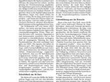 Der Standard, 21.3.2015
