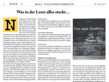 ST/A/R Zeitung für Hochkultur, Mittelmaß und Schund, Nr. 48/2015